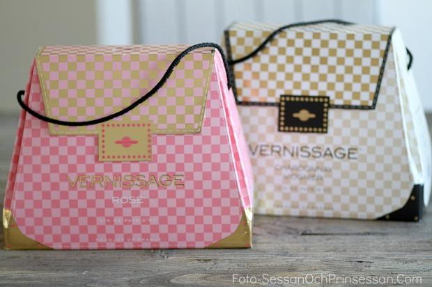 bag in box väska vernissage