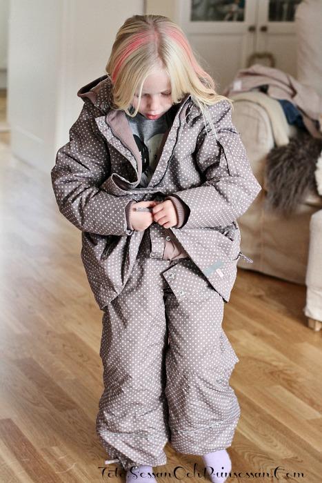vinterjacka barn