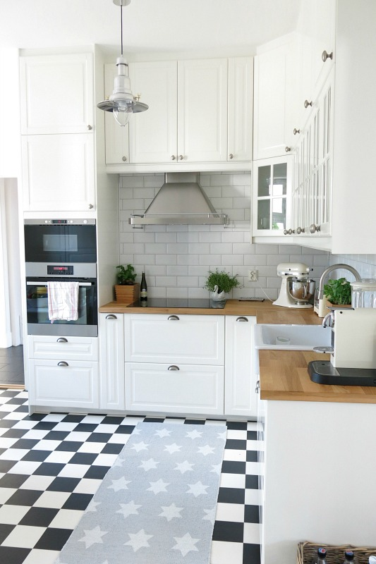 Ikea kitchen metod cocinas ikea bodbyn ikea bodbyn for Kitchen inspiration ideas