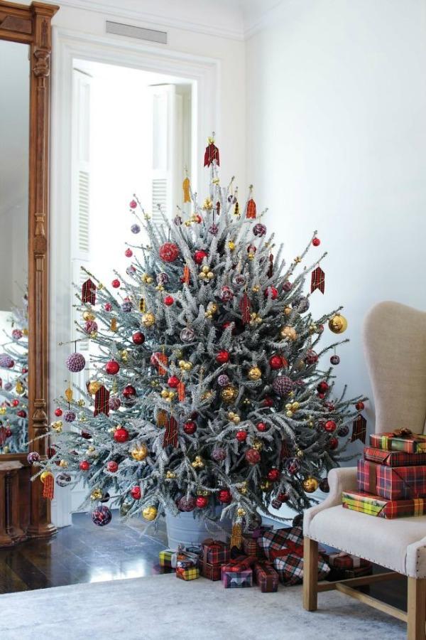 hur skall en julgran se ut lifestyle and interior by. Black Bedroom Furniture Sets. Home Design Ideas